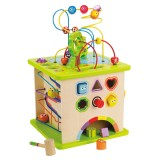 Hape Activiteitenkubus Country Critters - E1810