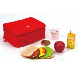 Hape Houten Lunchset - E3131