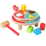 Hape E8017 Spin Animal Pounder