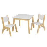 KidKraft Modern table and 2-chairs set 27025
