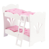 KidKraft lil' doll bunk bed 60130