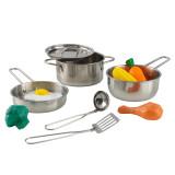 KidKraft Deluxe Cookware Set 63186
