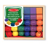 Melissa & Doug 10544 Primary lacing beads