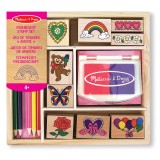Melissa & Doug 11632 Friendship stamp set