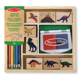 Melissa & Doug 11633 Dinosaur stamp set