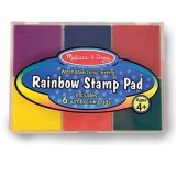 Melissa & Doug 11637 Rainbow stamp pad